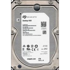 ST4000DX002 P/N: 1H2178-570 F/W: CC48 TK Z4C Seagate 4TB Desktop HDD