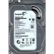 ST2000DM001 P/N: 1ER164-020 F/W: HP50 TK Seagate 2TB