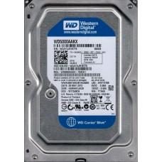WD5000AAKX-753CA1 DCM: HGRNHTJAGB Western Digital 500GB