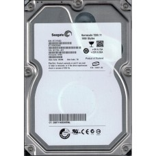 ST31000333AS P/N: 9FZ136-621 F/W: HP22 TK Seagate 1TB