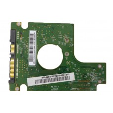 PCB WD3200BEVT-24A23T0 2061-771672-F04 AA
