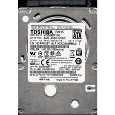 MQ04ABF100 AAM AA20/JU002E Toshiba 1TB