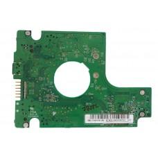 PCB WD7500KMVV-11A27S2 2061-701675-401 AB
