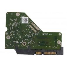 PCB WD10EZEX-00RKKA0 2061-771824-506 01P
