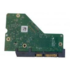 PCB WD10EZEX-60M2NA0 2061-771829-005 AH