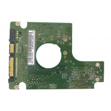 PCB WD5000BEVT-22A0RT0 2061-771672-F04 AC
