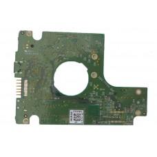 PCB WD5000BMVV-11SXZS1 2061-701754-500 02P