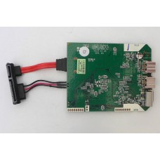LC3N25822 Lacie Rugged COMBO-USB 3.0 Controller Board