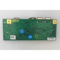 V:1.8.9.0 Controller Board LaCie Group S.A. Carte D2 912 U2 (133) N.0501 404 REV.B