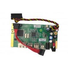 G-DRIVE 4 REV:1.7 1100927 Drive Controller Board 2TB FA2128001CAD