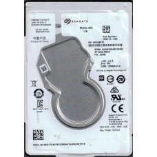 ST1000LM035 P/N: 1RK172-566 F/W: SBM3 WU W93 Seagate 1TB Mobile HDD