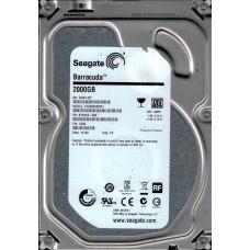 ST2000DM001 P/N: 9YN164-568  F/W: CC98 TK Z24 Seagate 2TB