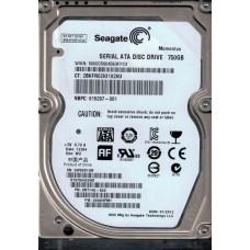 Seagate ST9750420AS F/W: 0003HPM1 P/N: 9RT14G-520 WU 5WS 750GB