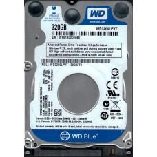 WD3200LPVT-00G33T0