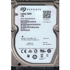 ST1000LX001 P/N: 1EM164-510 F/W: SD02 WU W77 Seagate 1TB