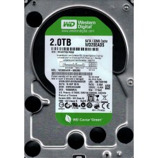 Western Digital WD20EADS-00S2B0 2TB DCM: HBRCHV2ABB