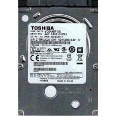 MQ04ABF100 AAE AA00/JU000J China Toshiba 1TB