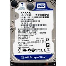 WD5000BPVT-60HXZT3