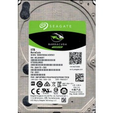 ST5000LM000 F/W: 0001 P/N: 2AN170-500 WU WCJ Seagate 5TB