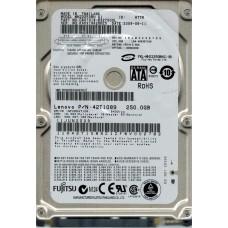 Fujitsu MHZ2250BH P/N: CA07018-B32700DL 250GB DATE: 2009-06-11