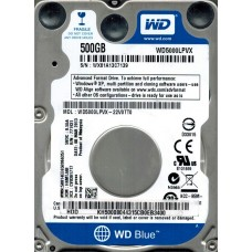 WD5000LPVX-22V0TT0