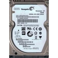 Seagate ST750LX003 P/N: 1AC154-020 F/W: HPM1 WU 750GB