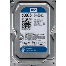 Western Digital WD5000AZLX-00CL5A0 500GB DCM: DHNNNT2MHB