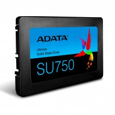 """ADATA 512GB Ultimate SU750 500GB SSD 2.5"""" SATA III 3D NAND TLC Internal Solid State Drive"""