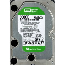 WD5000AAVS-00G9B1
