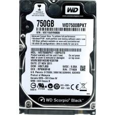 WD7500BPKT-00PK4T0