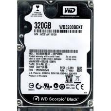 WD3200BEKT-22PVMT0