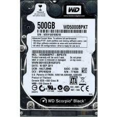 WD5000BPKT-80PK4T0