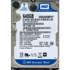 WD6400BPVT-60HXZT3
