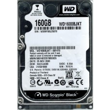 WD1600BJKT-00F4T0