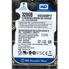 WD3200BPVT-00HXZT3