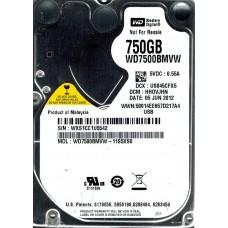 WD7500BMVW-11S5XS0