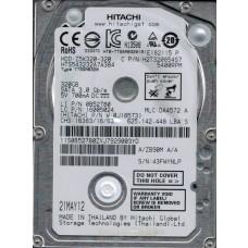 Hitachi HTS543232A7A384 MLC: DA4572 P/N: 0J18573 320GB THAILAND