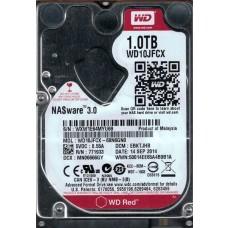 Western Digital WD10JFCX-68N6GN0 DCM: EBKTJHB 1TB