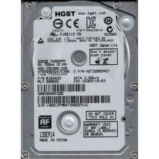 Hitachi HTS545032A7E380 P/N: 0J23433 MLC: DA6022 320GB