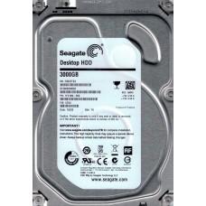 Seagate ST3000DM003 P/N: 1F216N-568 F/W: CC54 3TB TK