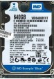 WD6400BEVT-80A0RT0