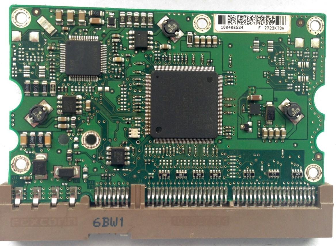PCB ST3400620A Seagate P/N: 9BJ044-305 F/W: 3.AAE 100406534