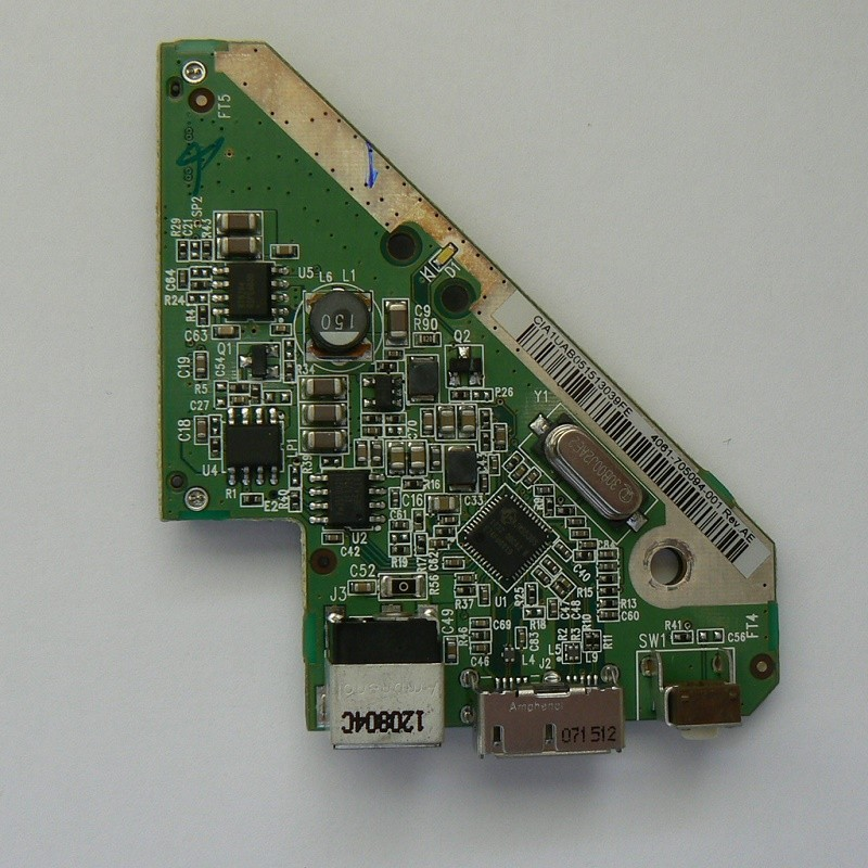 4061-705094-001 Rev AE WD Controller Board My Book Essential 1TB/2TB/3TB USB 3.0