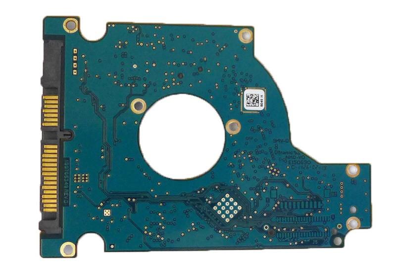 PCB ST1000LM014 100705349 REV D P/N: 1EJ164-038 F/W: DEMA Seagate