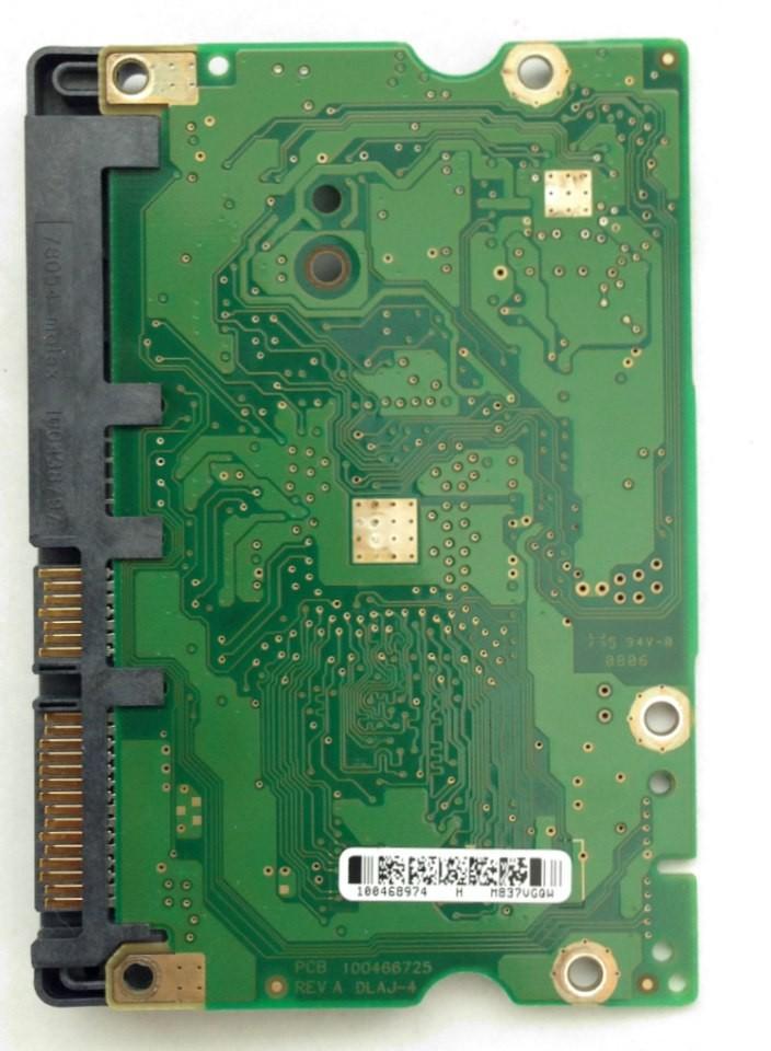 PCB ST3500620AS Seagate P/N: 9BX144-620 F/W: HP21 100466725 REV A
