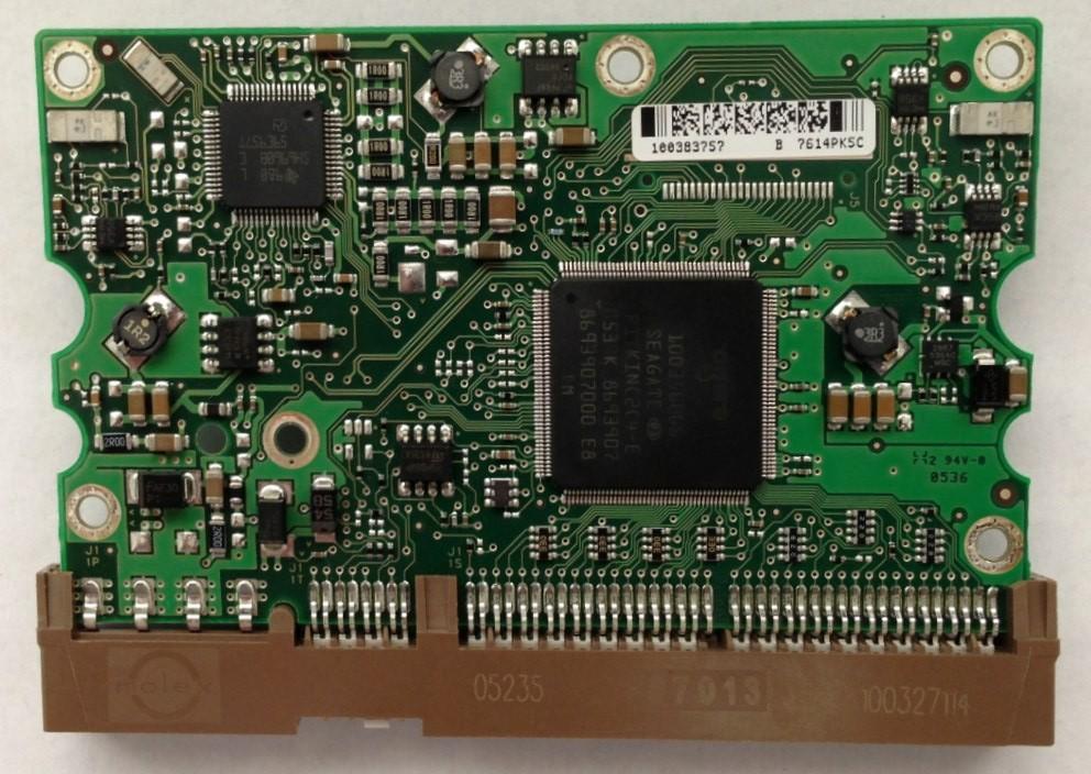 PCB Seagate ST2000DM001 P/N: 9YN164-302 F/W: CC4C 100664987 REV A