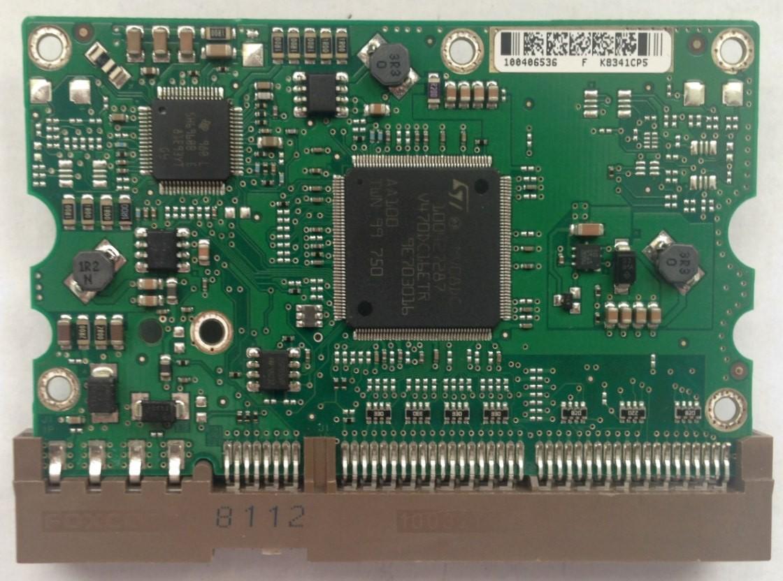 PCB ST3400620A 100406536 P/N: 9BJ044-307 F/W: 3.AAF Seagate