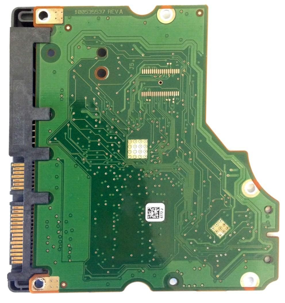 PCB ST3750528AS Seagate P/N: 9SL153-515 F/W: CC44 100535537 REV A