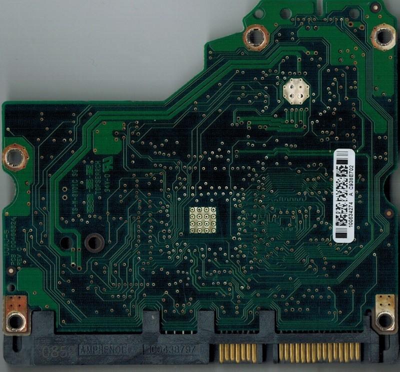 PCB ST31000340NS Seagate P/N: 9CA158-180 F/W: XR36 1TB 100534274