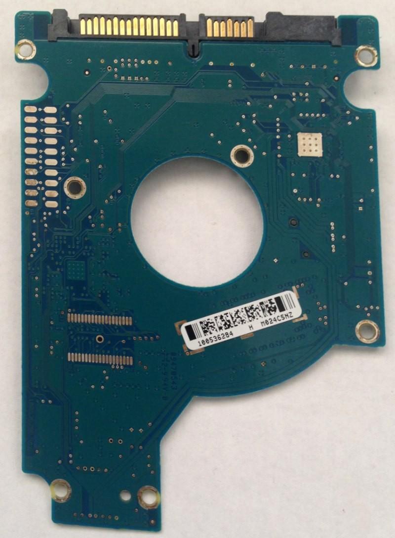 PCB ST9500325AS P/N: 9HH134-150 F/W: 0002SDM1 Seagate 100536284